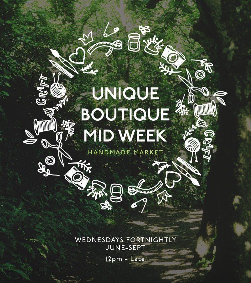 Guildhall Unique Boutique mid week